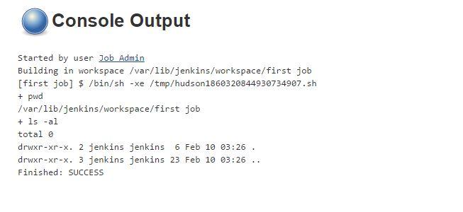 Build Job output.JPG