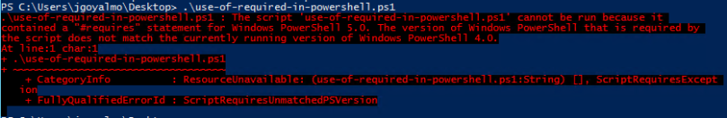 use-of-requires-statement-in-powershell