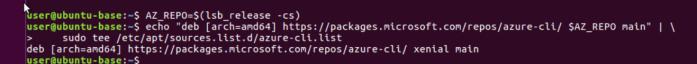 Add Microsoft repo to the source repo list