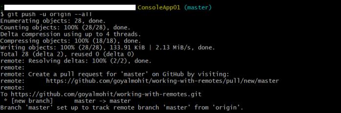 upload source code into github