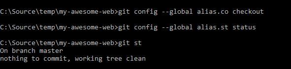 git alias example 01