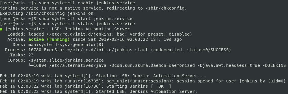 Install Jenkins in offline mode on CentOS / RHEL – mohitgoyal co