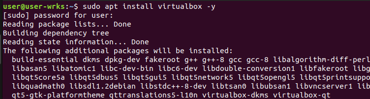 install virtualbox on ubuntu